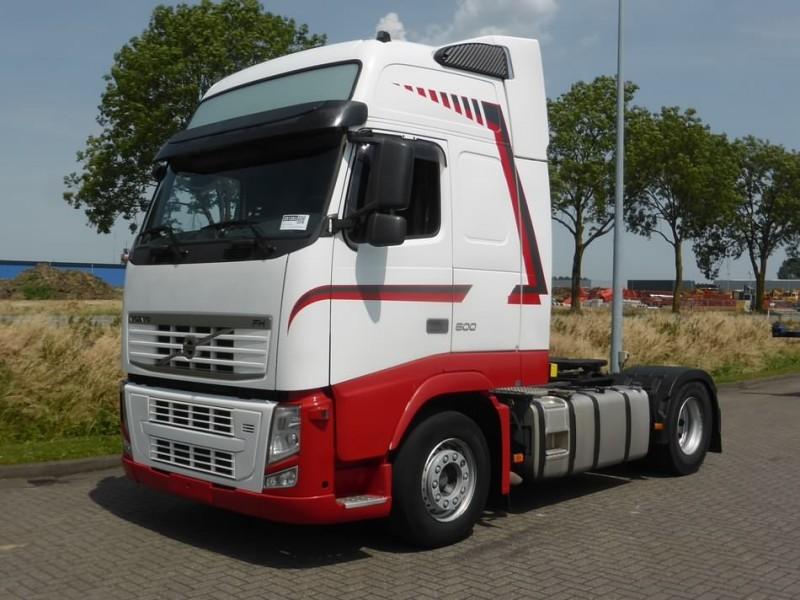 Tractor truck Volvo FH 13 500 XL VOITH RETARDER, 40597 USD