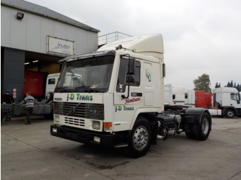 Volvo FL 12 - 380 (MANUAL GEARBOX / MANUAL PUMP) - tractor truck