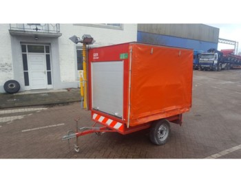 Ackermann Lichtmast / lightpole - trailer