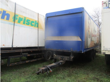 ACKERMANN Z-KA-F18 Isoliert Koffer - closed box trailer