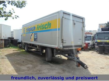 Ackermann VA- I18* DURCHLADESY * LBW * ROLLTOR * BPW *  - closed box trailer