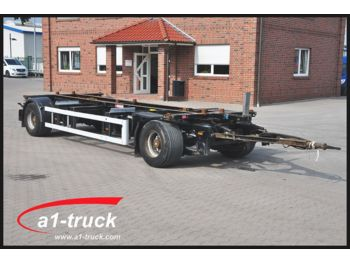 Ackermann EAF 18-7.4 Maxi Scheibenbremse, verzinkt  980mm  - container transporter/ swap body trailer