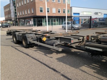 Ackermann Z-EAF-20-7.8/Z - container transporter/ swap body trailer
