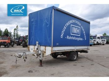 ACKERMANN Oscherl - curtainsider trailer
