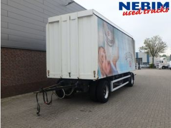 Ackermann PA-1F24e - curtainsider trailer
