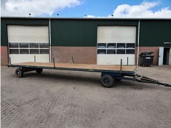 Industriewagen 8 ton - flatbed trailer