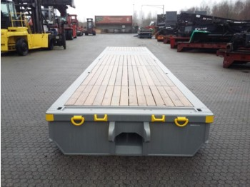 HOUCON RR-GC-40FT-100T low  - low loader trailer