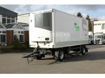 Lamberet Thermo King SLXe 100/2,6h/Strom/Tür/SAF  - refrigerator trailer