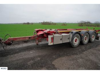 ISTRAIL TK-138/15C Hook Truck Jigg - roll-off/ skip trailer
