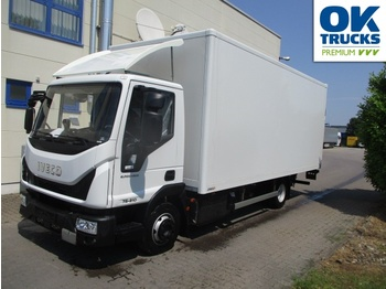 Box truck IVECO Eurocargo ML75E21/PEVI_C Klima AHK Luftfeder ZV: picture 1