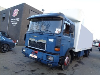 Box truck MAN M39 18 ML 12 0 , 7851 USD - Truck1 ID - 1114277