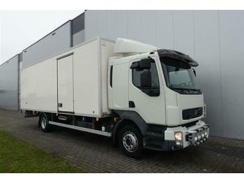Box truck Volvo FL240 4X2 BOX MANUAL EURO 5