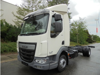 DAF LF 210 EURO 6 - cab chassis truck