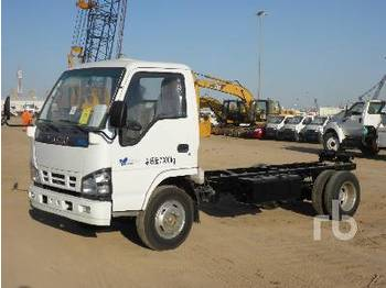 QINGLING QL1070A1HAY 4x2 - cab chassis truck