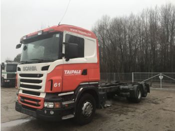 New and used SCANIA trucks for sale from Lithuania - Truck1 USA