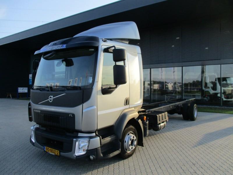 fl 210 Cab chassis truck Volvo FL 210 Comfort cab 4X2, 32695 USD - Truck1 ...