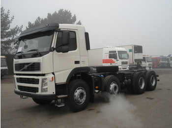 VOLVO FM 480  8X4 - container transporter/ swap body truck