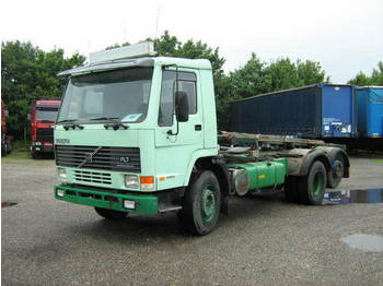 Volvo FL 7 - container transporter/ swap body truck
