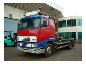 Volvo fh12-420 6x2 - container transporter/ swap body truck