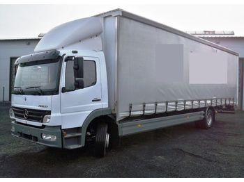New and used curtainsider trucks for sale from Poland