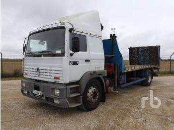 RENAULT G27018 - dropside truck