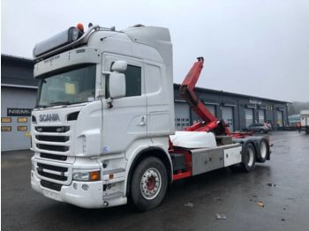 SCANIA R560 - hook lift truck