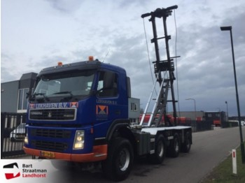 Terberg FM2000-T 8x8 manual kabelsysteem - hook lift truck
