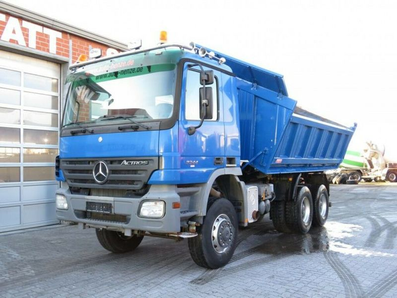ga-ksz trae 75145 Awm camiones MB actros 11 bigsp