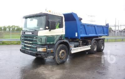 Tipper SCANIA P114CB 6x4 - Truck1 ID - 3211598
