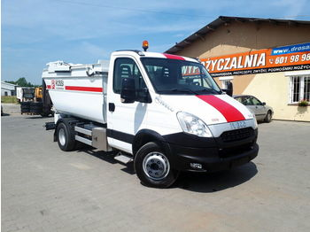 IVECO Daily, EURO V, EEV, garbage truck, mullwagen - garbage truck