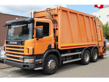 Garbage truck Scania P 144 GB